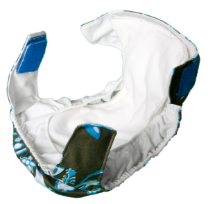 Inside the CuteyBaby Modern Cloth Diaper