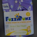FuzziBunz One Size Pocket Diaper (Snaps)