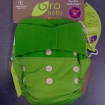 GroBaby One Size Cloth Diaper