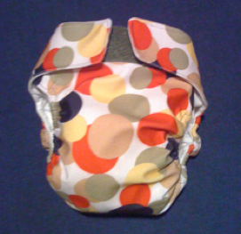 CuteyBaby Modern Cloth Diaper