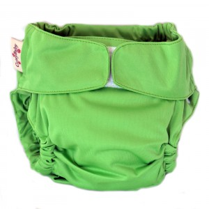 Kelly-Green-AIO-Diaper